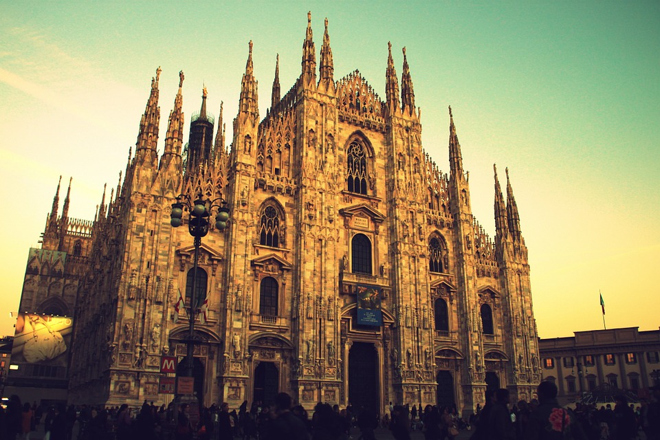 Milano by night2